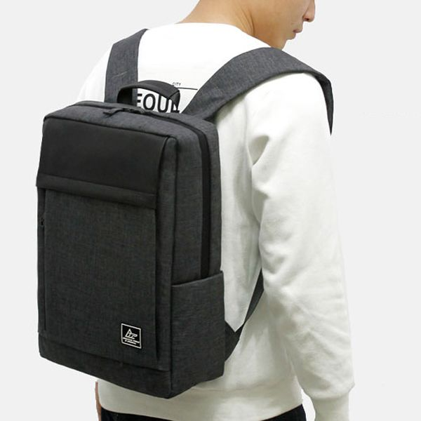 Korean Backpack Brands Square Rucksack for Men Toppu 471 (14 ...