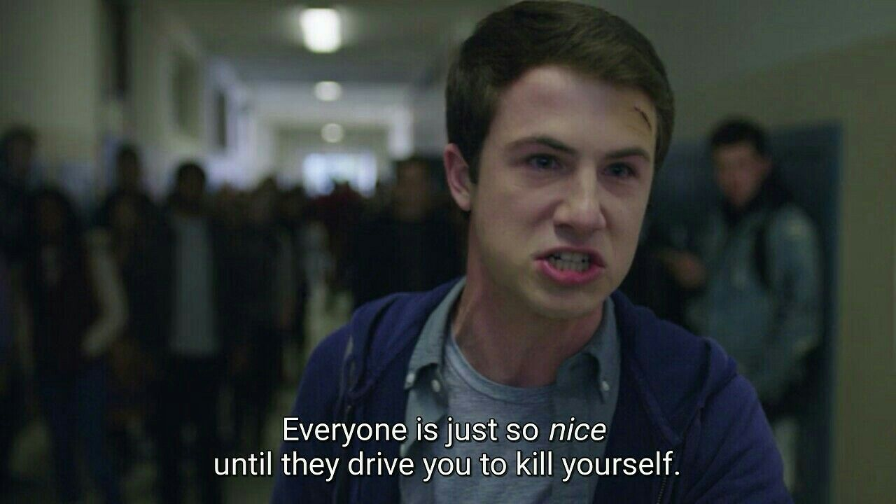 Quotes From Thirteen Reasons Why 13 Reasons Why  13 Reasons Why Pinterest  13 Reasons Tvs And