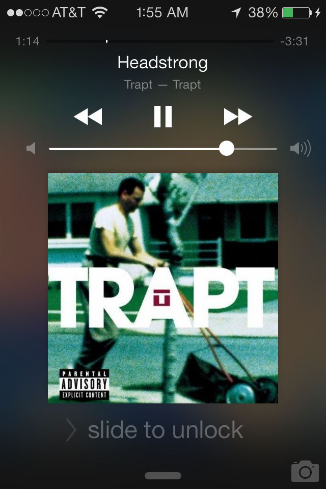 trapt•headstrong | what I\'m listening to | Pinterest | Songs