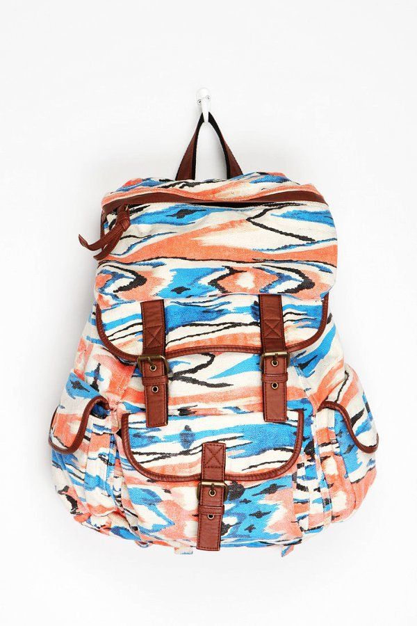 a0e0d82f621 Colorful Tribal Backpacks for Girls - Tribal Backpacks for Girls