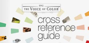 Order Cross Reference Guide Color Index