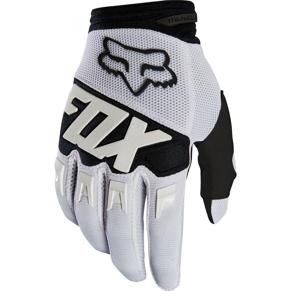 Race Black Fox Yth Dirtpaw Glove
