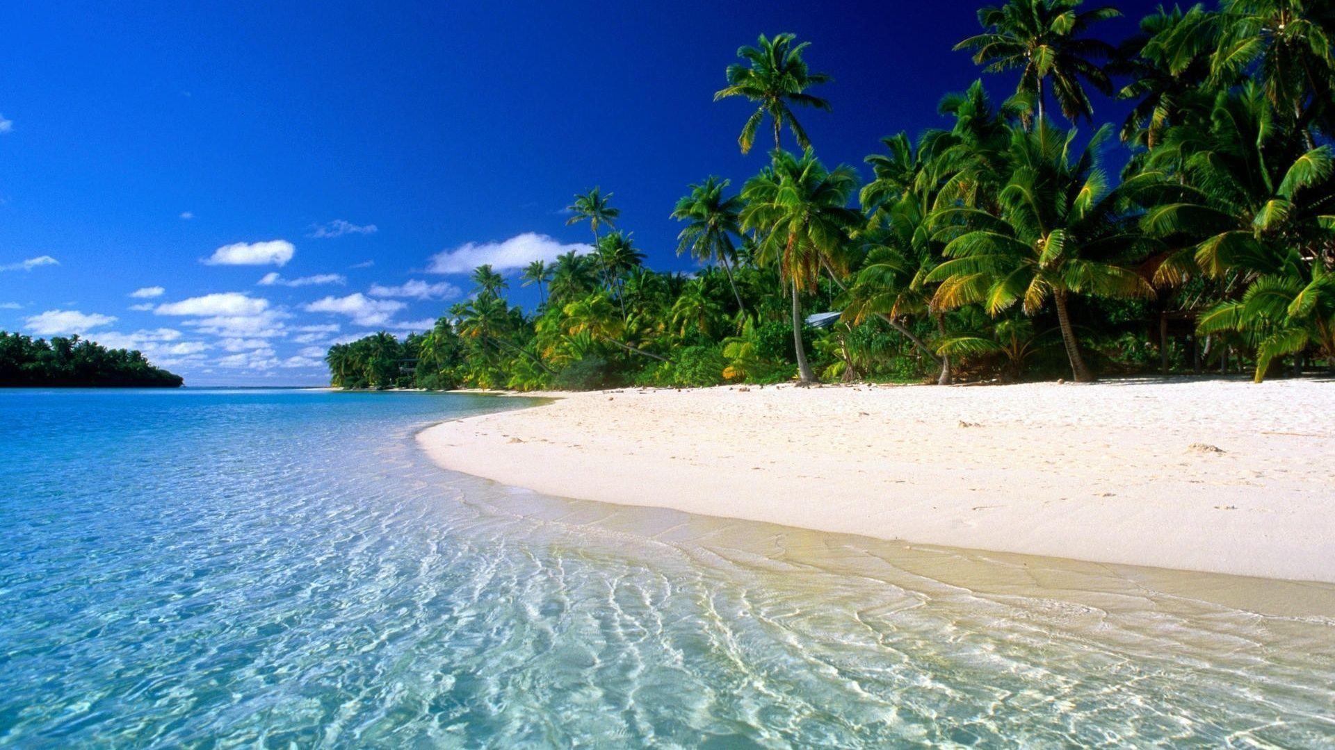 1080p Beaches Hd Wallpapers Desktop Backgrounds Beautiful Hd Wall Most Beautiful Beaches Beautiful Beaches Island Wallpaper