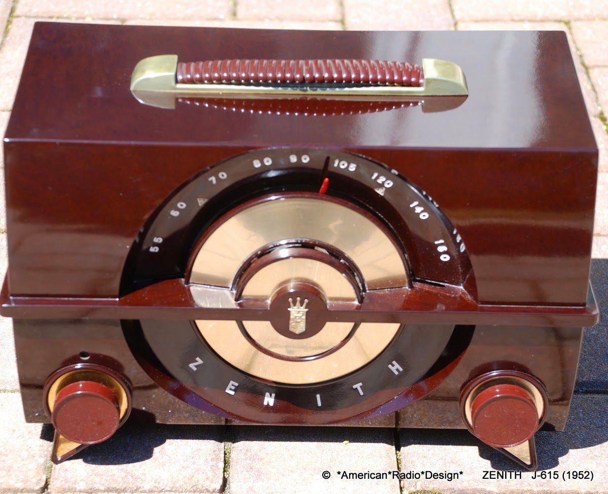 American Radio Design - Greg Mercurio - Deco-Mid Century & Retro ...