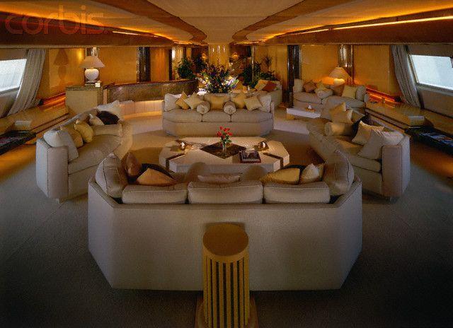 Trump Princess Yacht Pictures Trump Princess Main Lounge