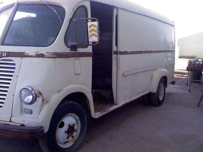 1959 International Metro (a-130)-step Van - Dually - Runs