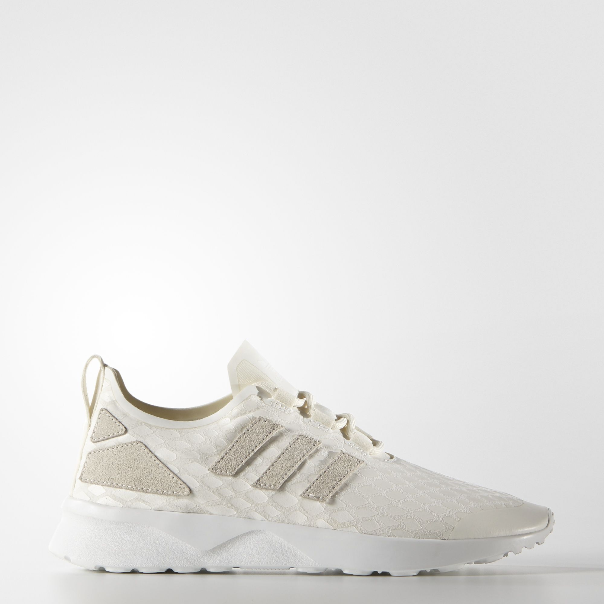adidas ZX Flux ADV Verve Shoes - White | adidas MLT
