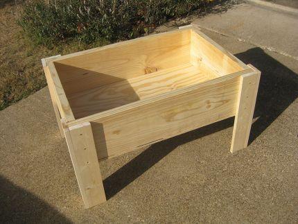 Diy Starter Raised Bed For Kids Vegetable Gardener 400 x 300