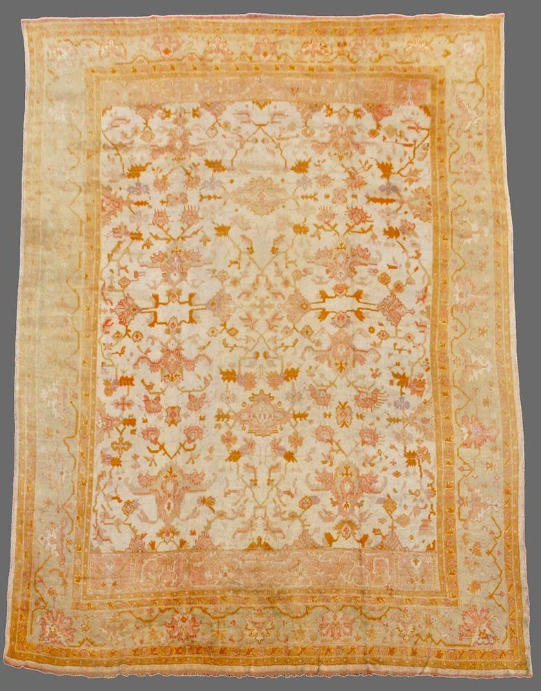 Oushak - c. 1900 - Turkey - $150,000.00
