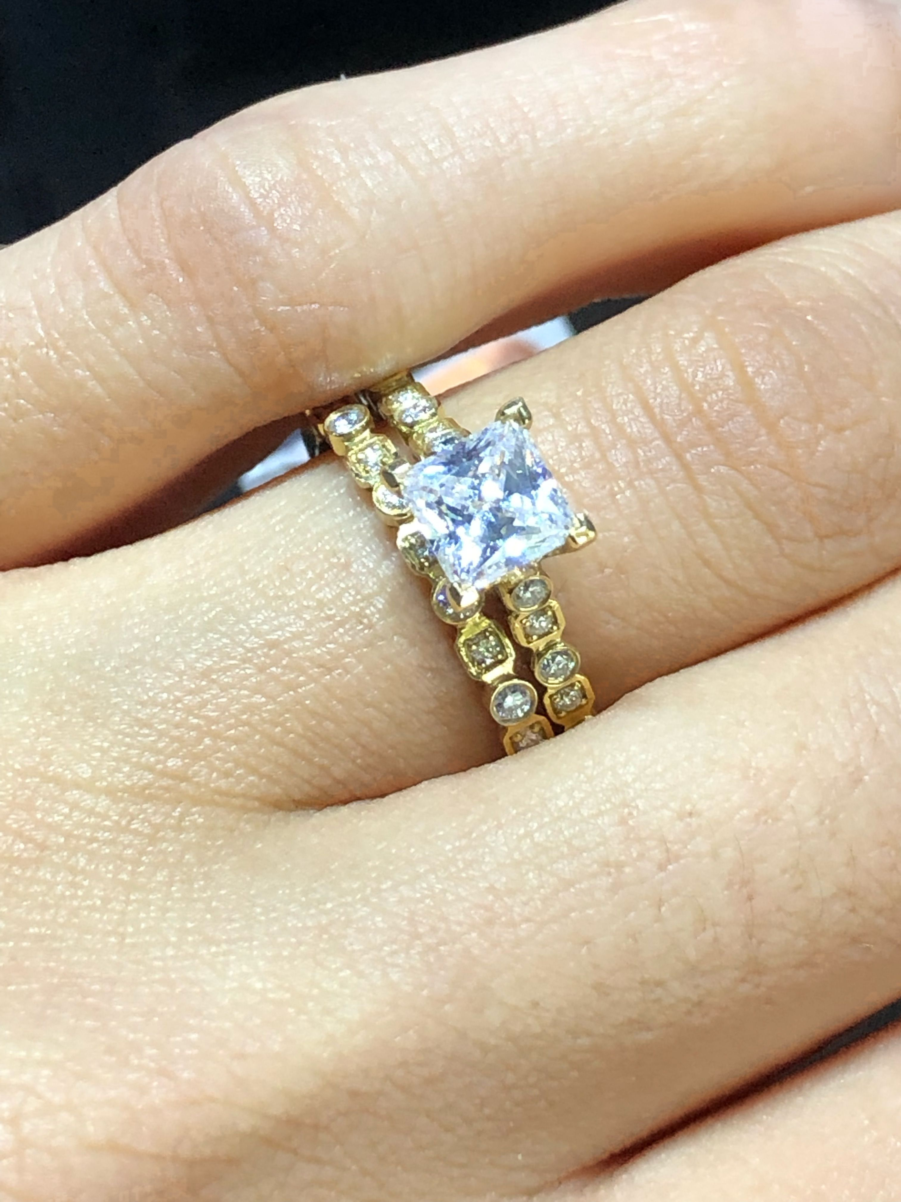 Diamond Engagement Rings Vintage Engagement Ring Buying Guide