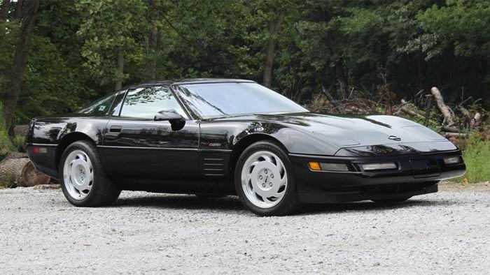 Are C4 Corvette Zr 1 Prices Poised For A Comeback Corvette Corvette C4 Chevrolet Corvette C4