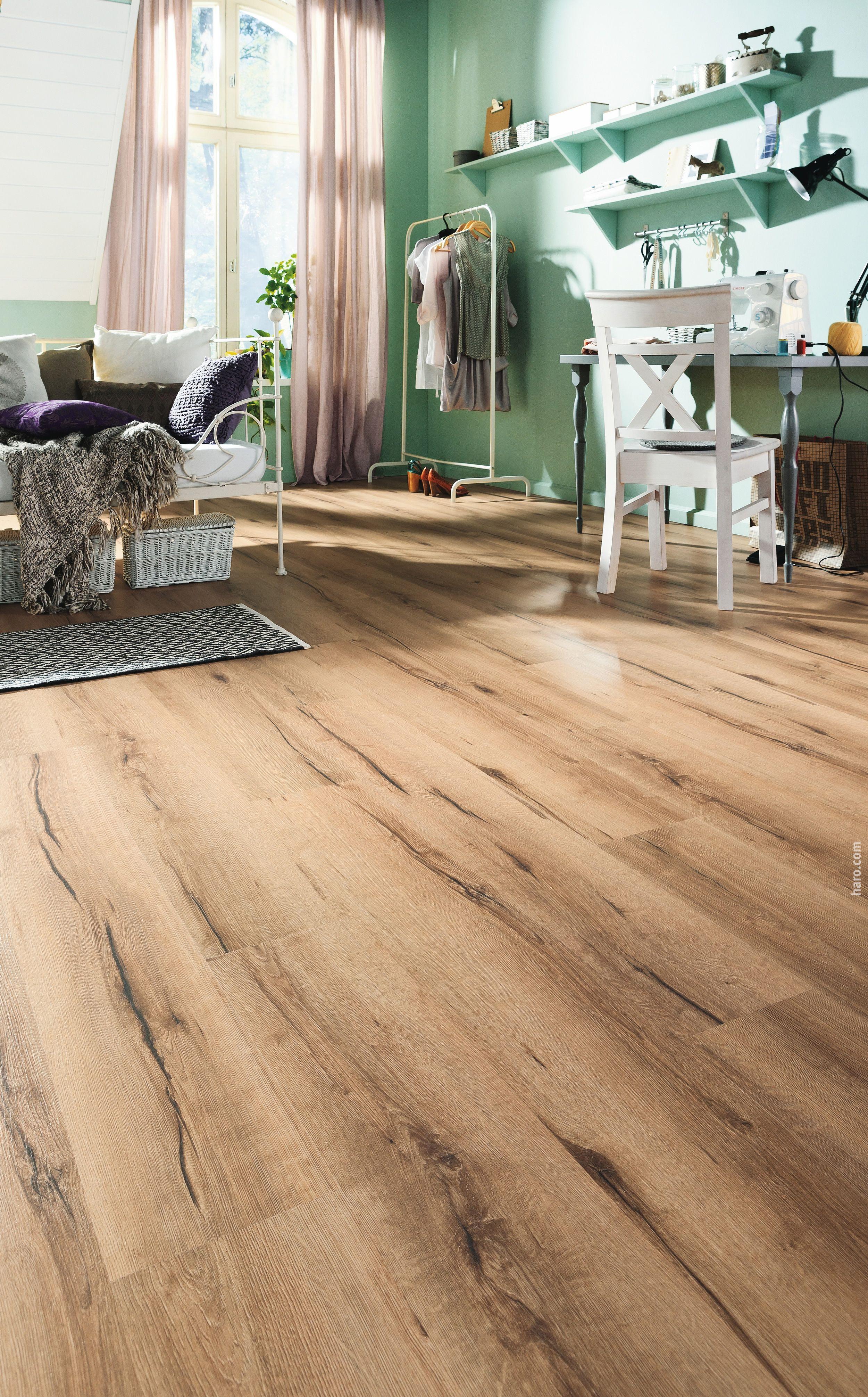 haro korkboden corkett arteo xl eiche italica natur strukturiert cork floor korkboden. Black Bedroom Furniture Sets. Home Design Ideas