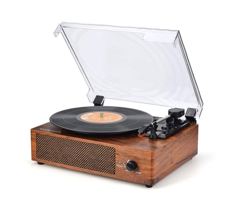 25 Gifts For Audiobook Lovers That Will Indulge All Senses Vintage Record Player Vinyl Record Player Vinyl Player