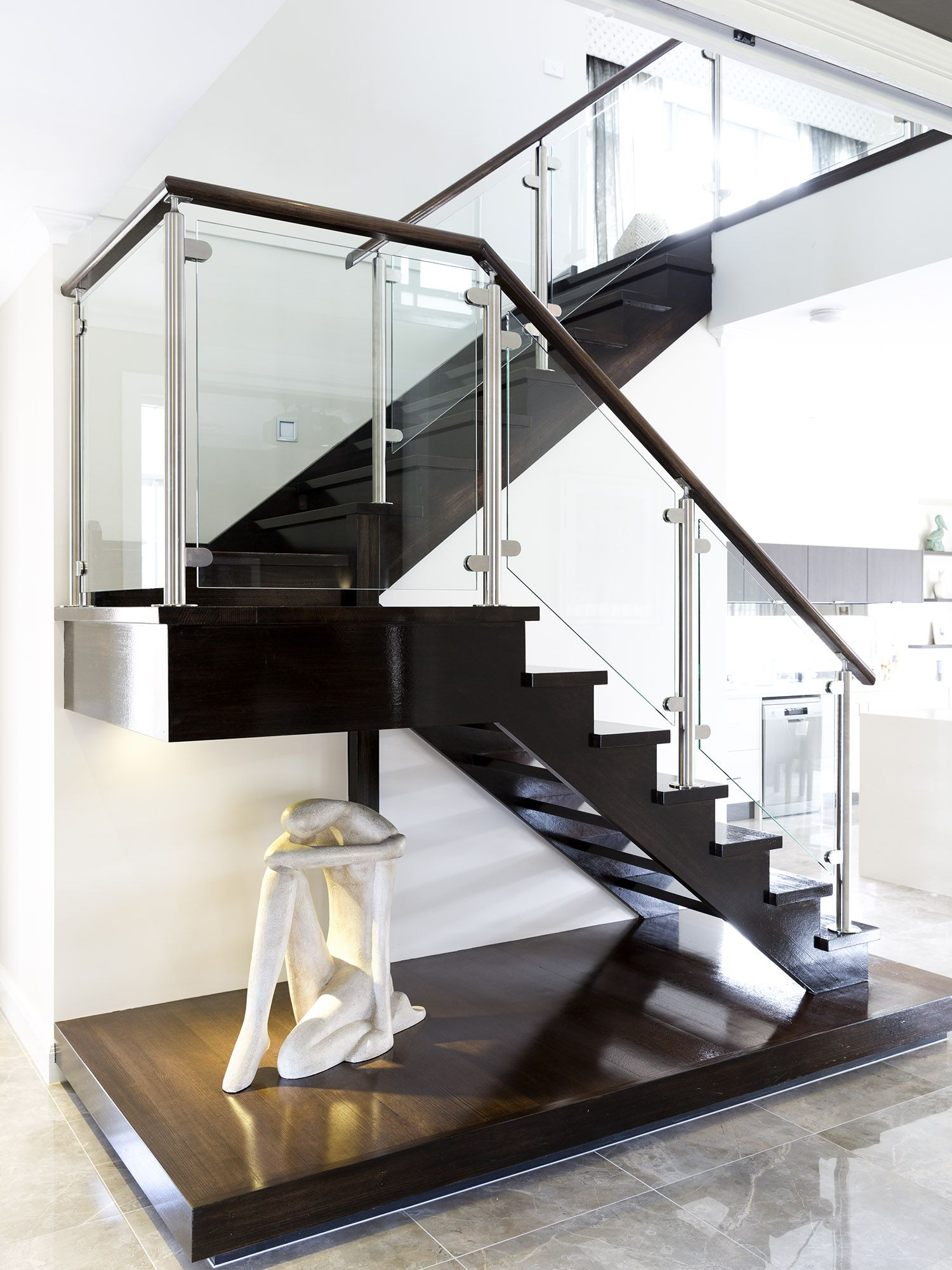 Best Modern Stair Stairs Design Australia Melbourne 400 x 300