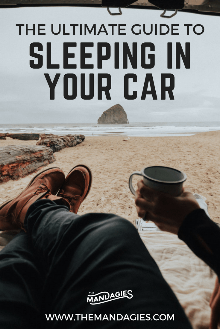 Car Camping 101: Our Complete Guide To Sleeping In Your Car | The Mandagies
