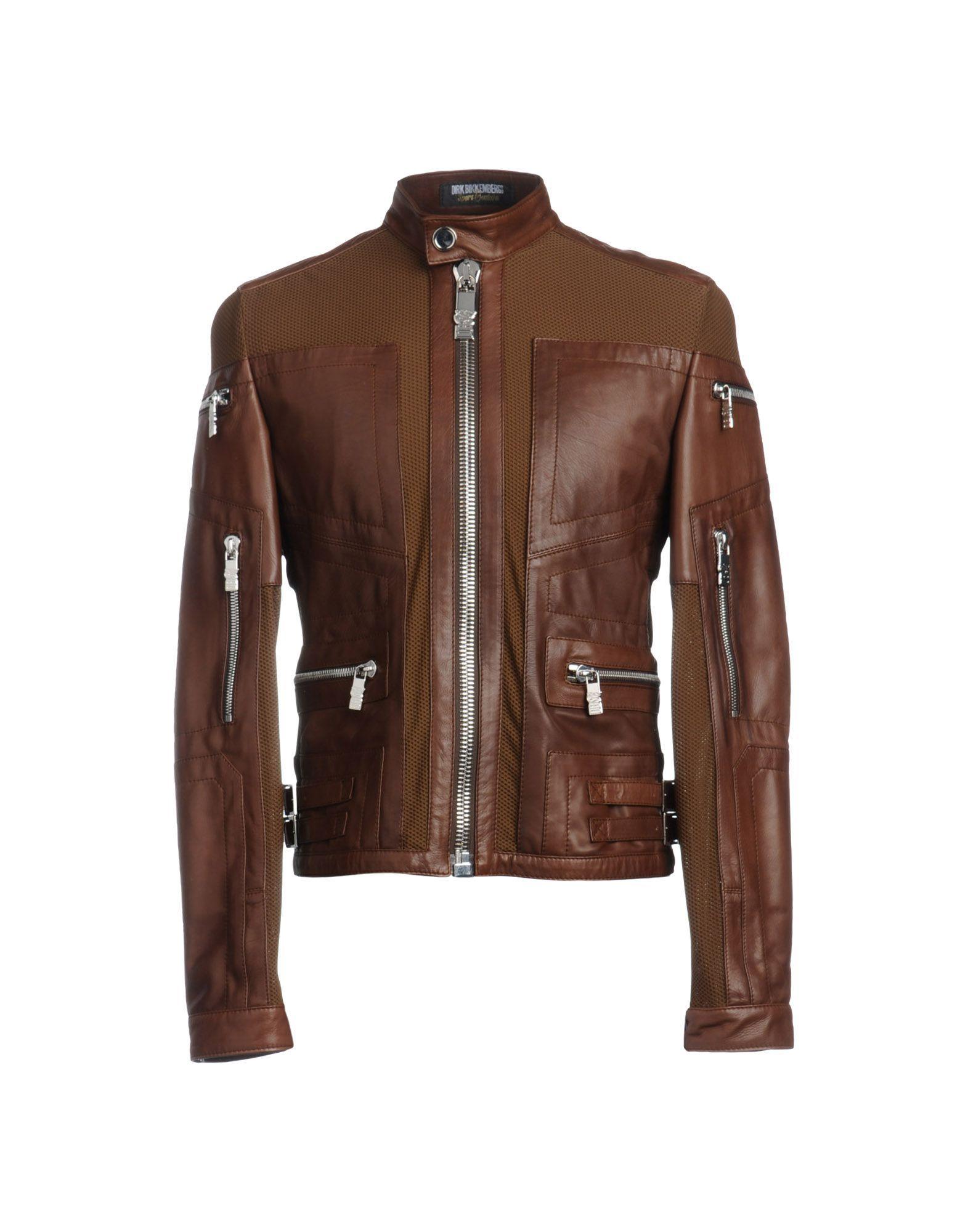 Dirk bikkembergs sport couture Men - Coats & jackets - Jacket Dirk bikkembergs sport couture on YOOX
