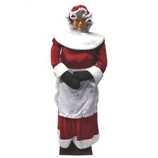 Huge Life Sized Sitting or Standing Decorative Plush Christmas Elf