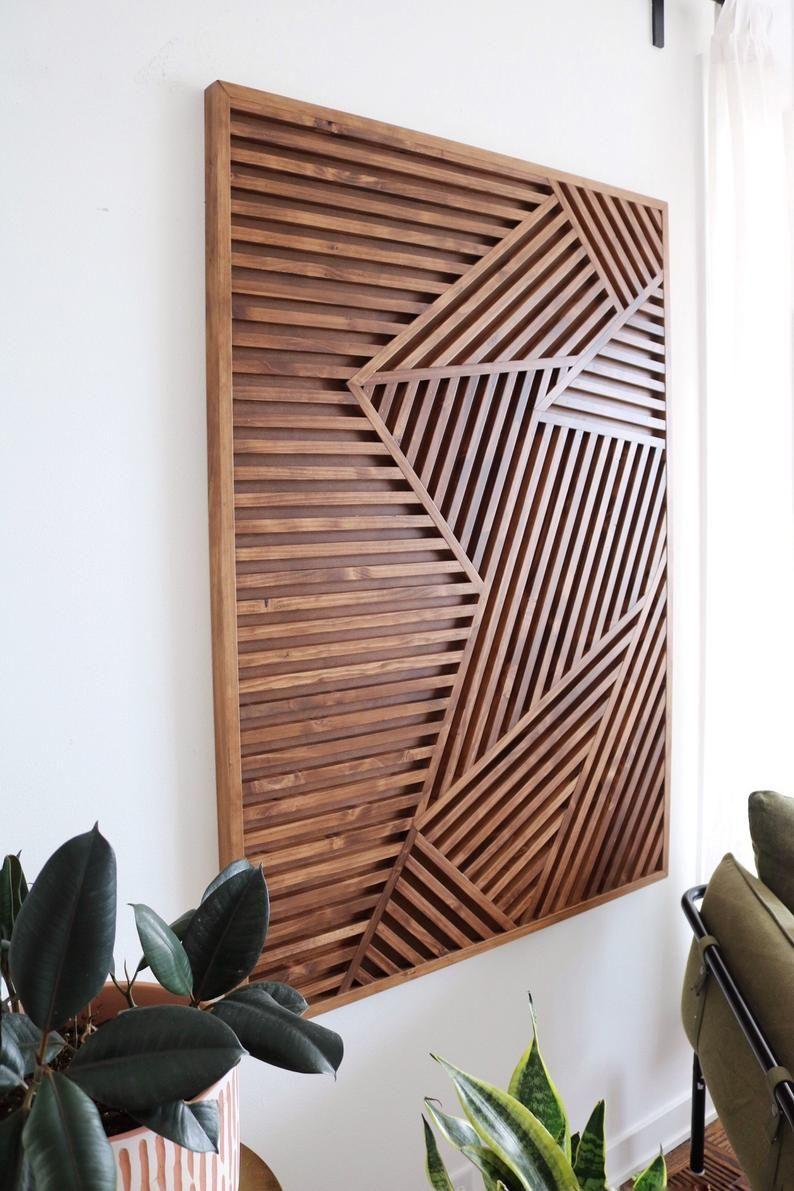 Wood Wall Art Abstract Woodart Modern Wood Art Geometric Wood Art Wood Art Geometric Wall Art Modern Wall Art Wall Decor Large Art Wood Wall Art Diy Wood Wall Art Geometric