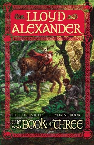 Chronicles Of Prydain Books Youth Young Adult Fantasy