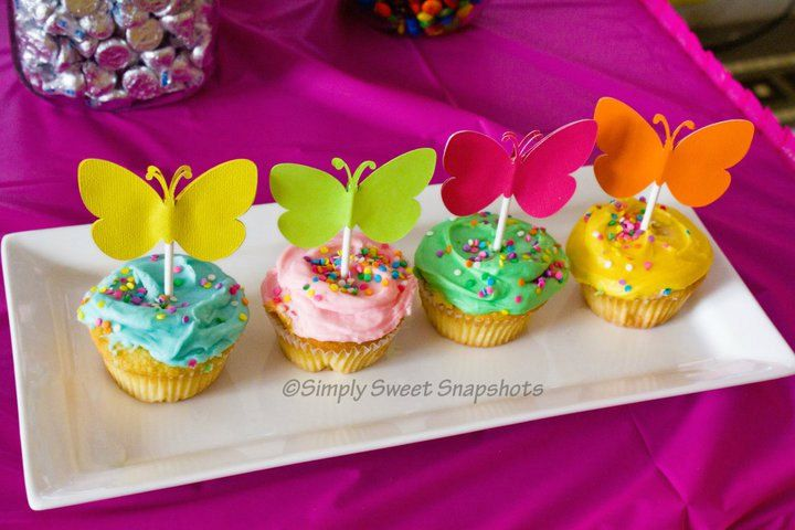Butterfly themed party favors Party ideas Pinterest Themed