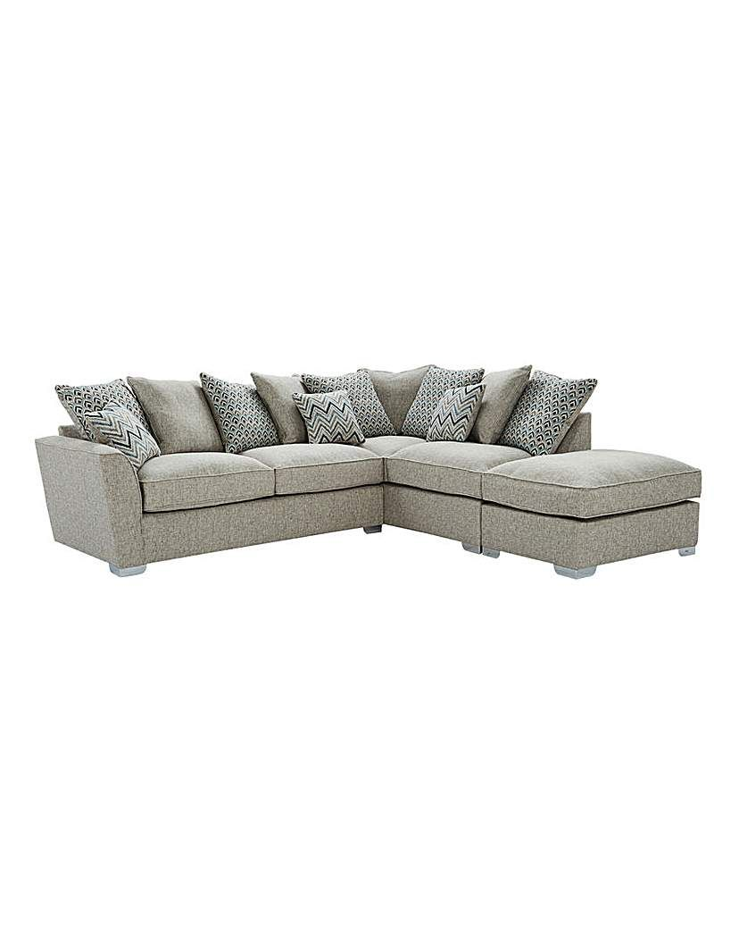 Maya Righthand Corner Group | Products | Sofa frame, Sofa ...