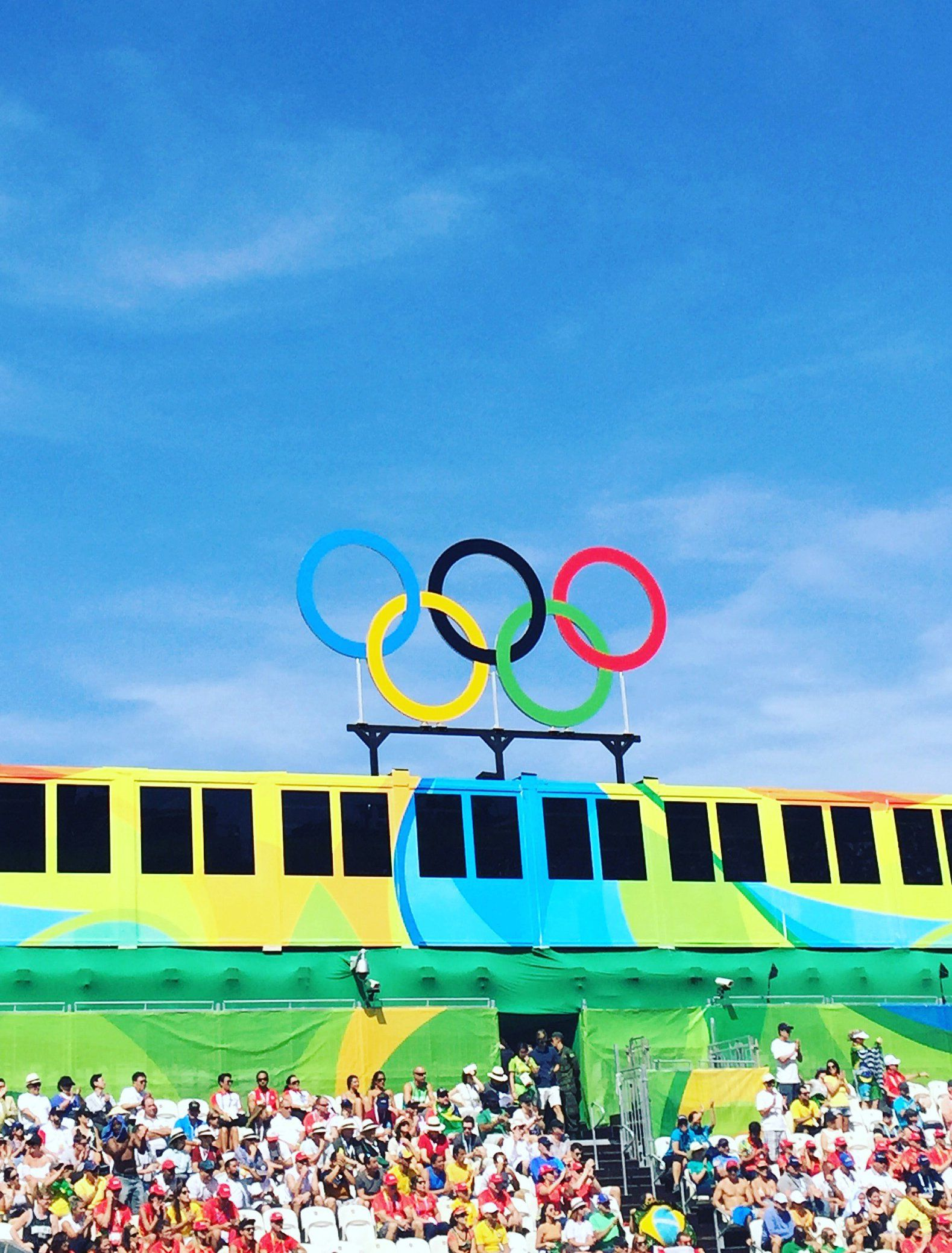 A Firsthand Account of Whether the Rio Games Are Really as Bad as the Media Is Saying