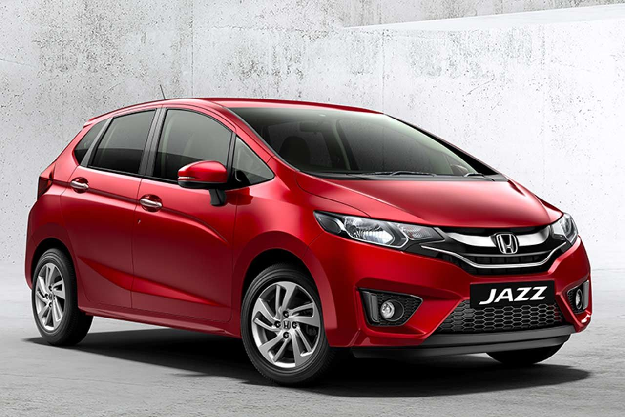 2018 Honda Jazz launched in India; Priced from INR 7.35