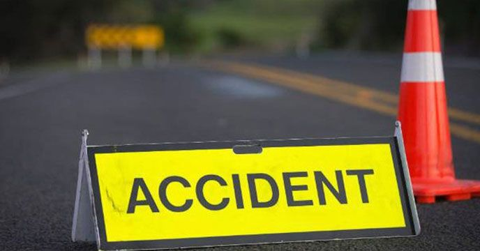 Bankura A Dreadful Accident Took Place After Two Trucks Collided