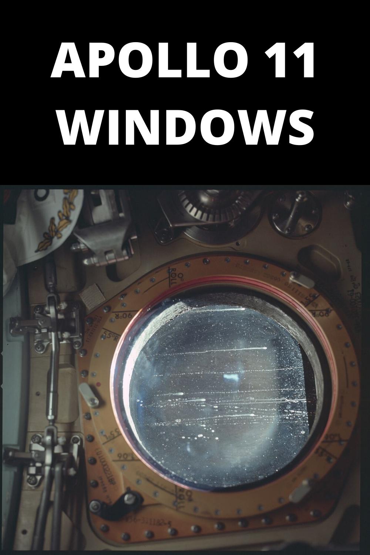 Apollo 11 Windows Apollo 11 Apollo Windows