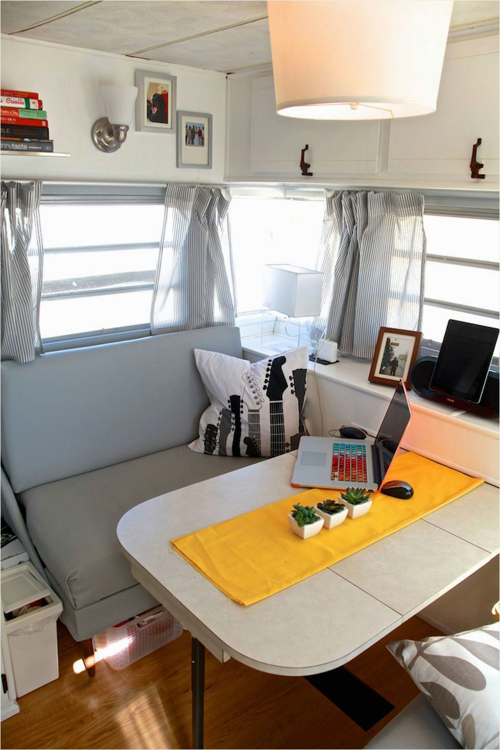 41 Perfect Small Camper Decorating Ideas 36 The Noshery Travel Trailer
