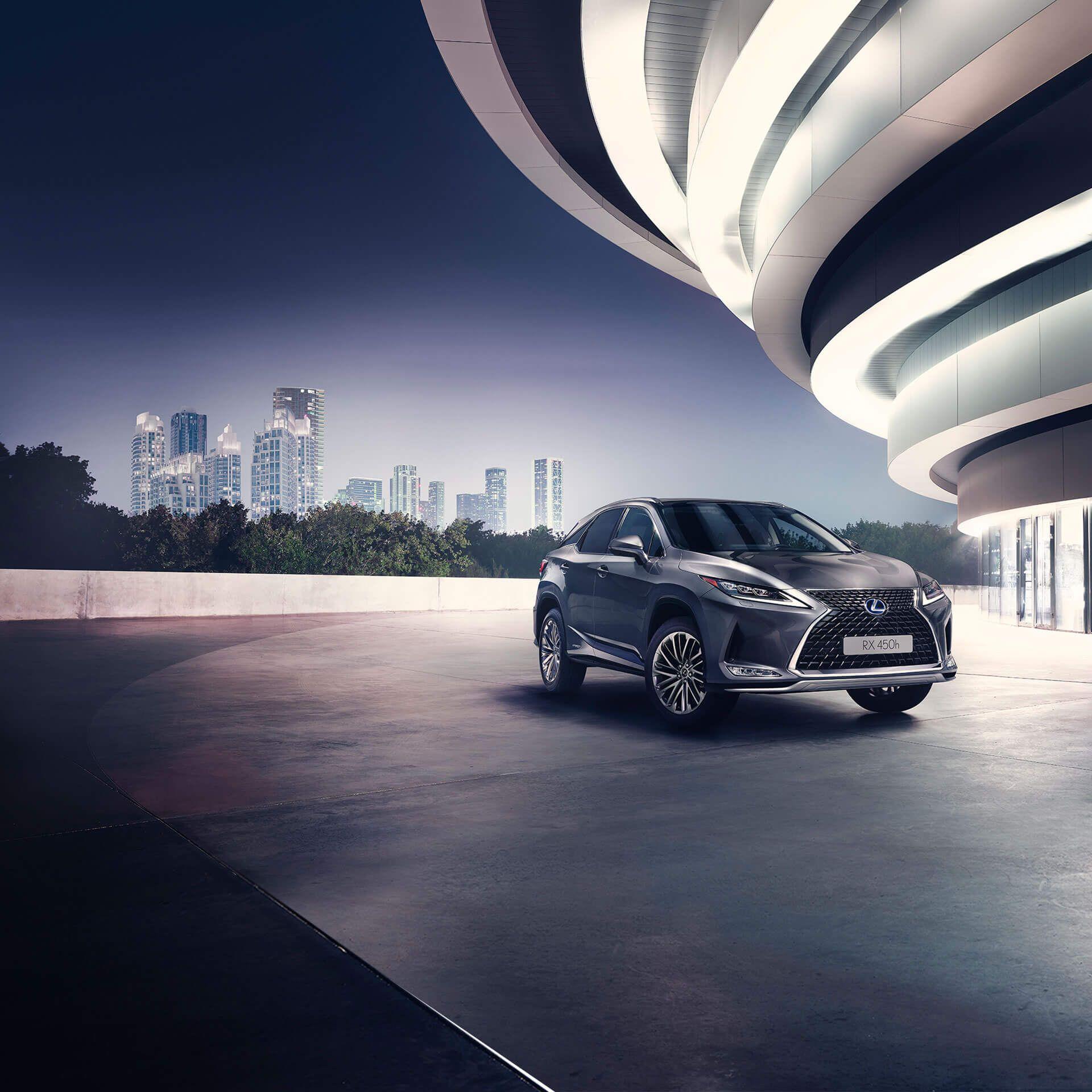 Lexus France Nos offres Lexus RX 450h Hybride MY 2020