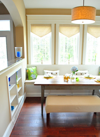 These Build Ins Are A Great Idea For My Awkward Kitchen Dining Room Cut