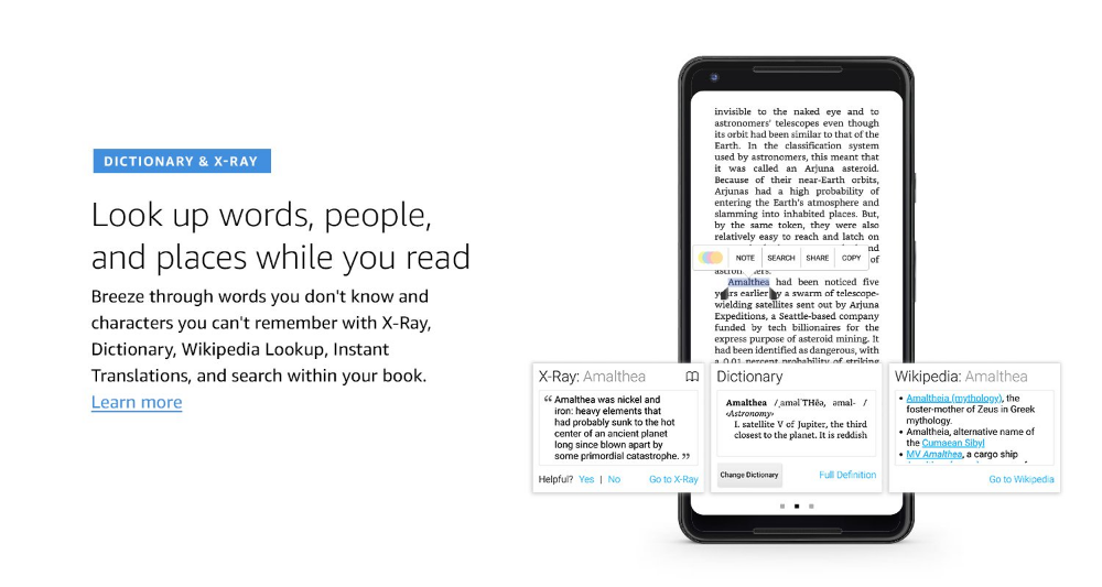 Free Kindle Reading App for iOS, Android, Mac, and PC  Read
