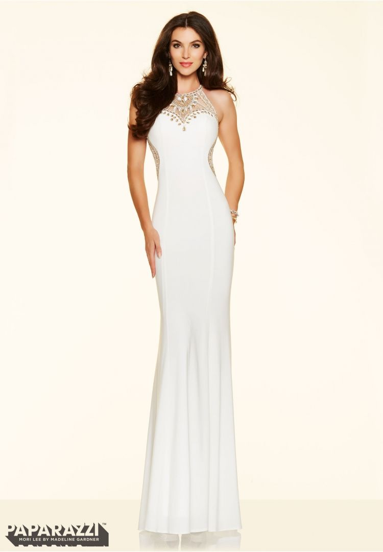 Prom dresses by paparazzi prom dress style mori lee