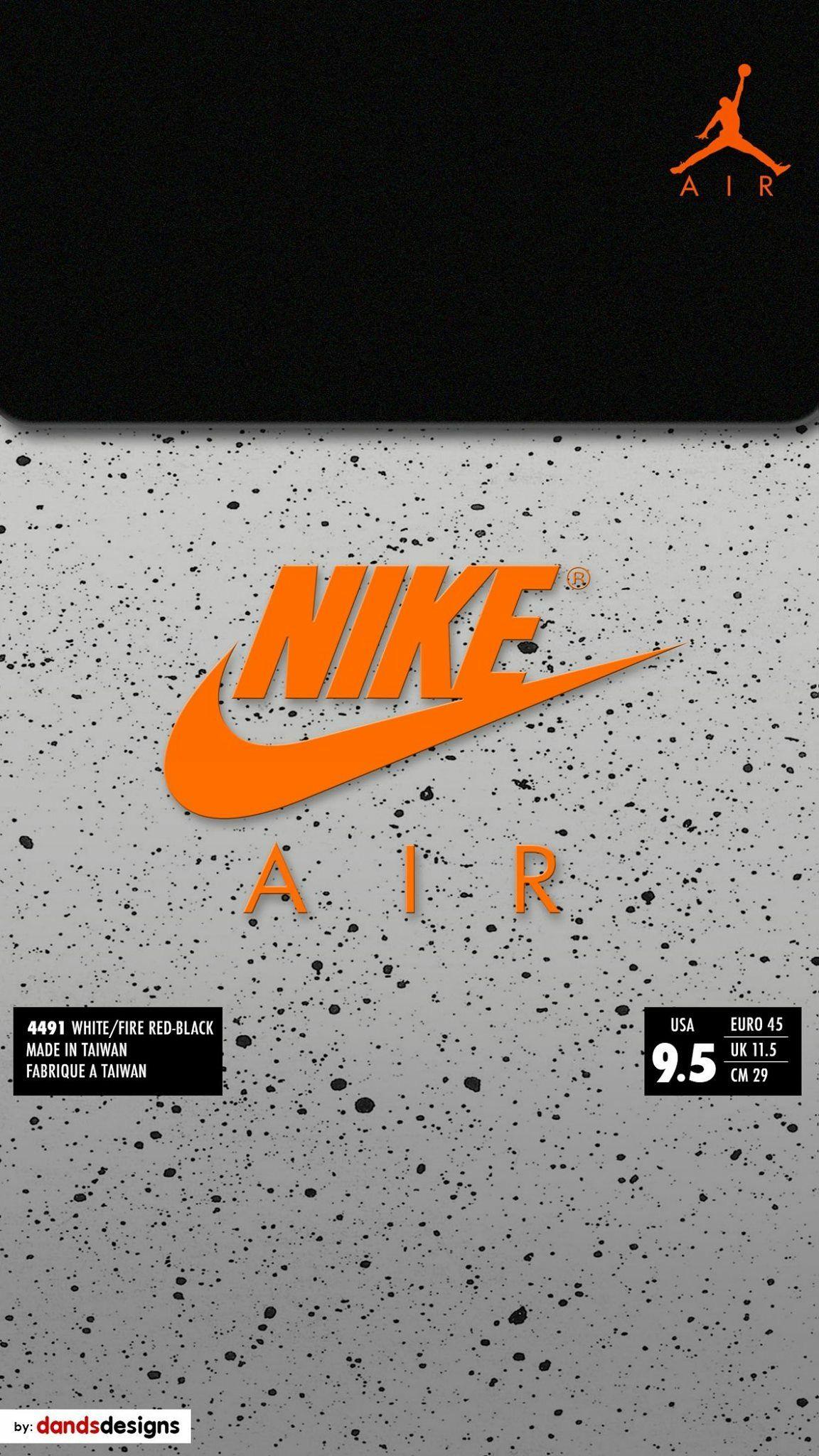 nike air iphone wallpaper