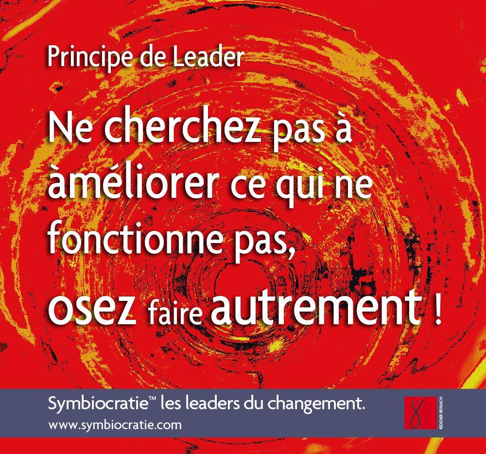 Principe de Leader