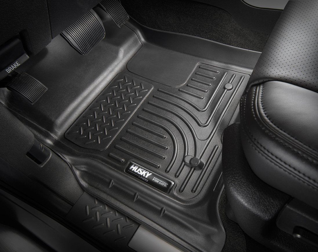 Husky Liners Front And 2nd Seat Floor Liners Footwell Coverage Fits 0711 Camry See This Great Product This Is An Husky Liners Custom Car Mats Floor Liners