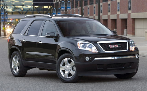 Check Out Our New Gmc Acadia Http Www Myersautoworld Com