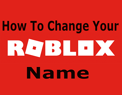 Check Out New Work On My Behance Portfolio Http Postbits Net P Change Your Name In Roblox Http Be Net Gallery 70199799 Changing Your Name Roblox Names