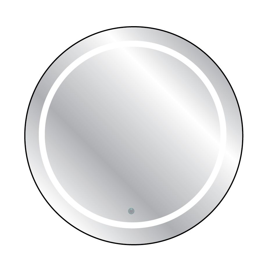 Free 2 Day Shipping Buy Touch Led Cordless Lighted Vanity Round Wall Decor Mirror At Walmart Com In 2020 Mirror Decor Mirror Vanity