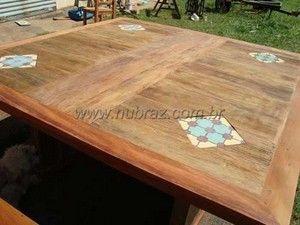 Standard Size Demolition Wood Door – 100% Peroba R…