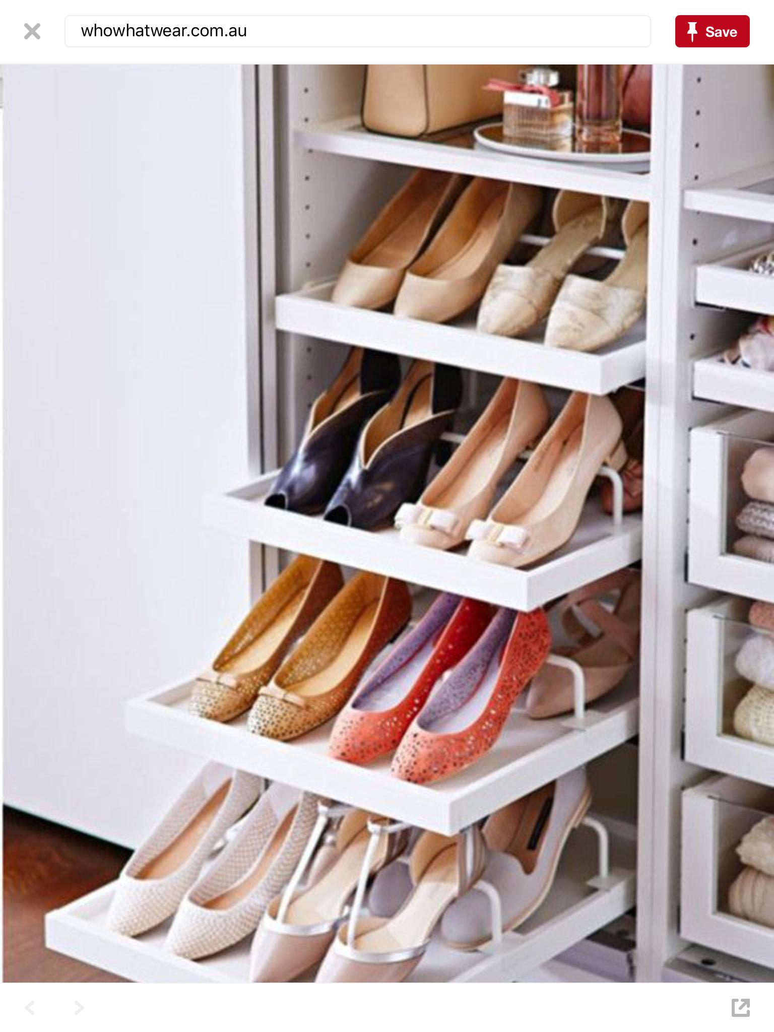 Pull Out Shelf Ikea Closet Closet Designs Closet Design