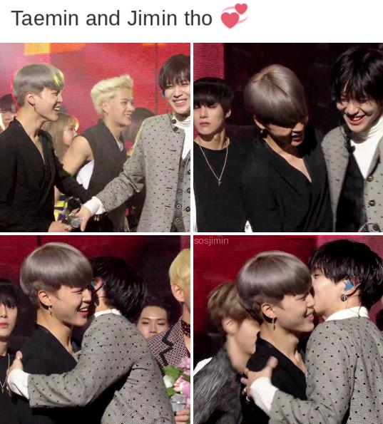 Taemin Jimin Taemin And Jimin Taemin Shinee Taemin