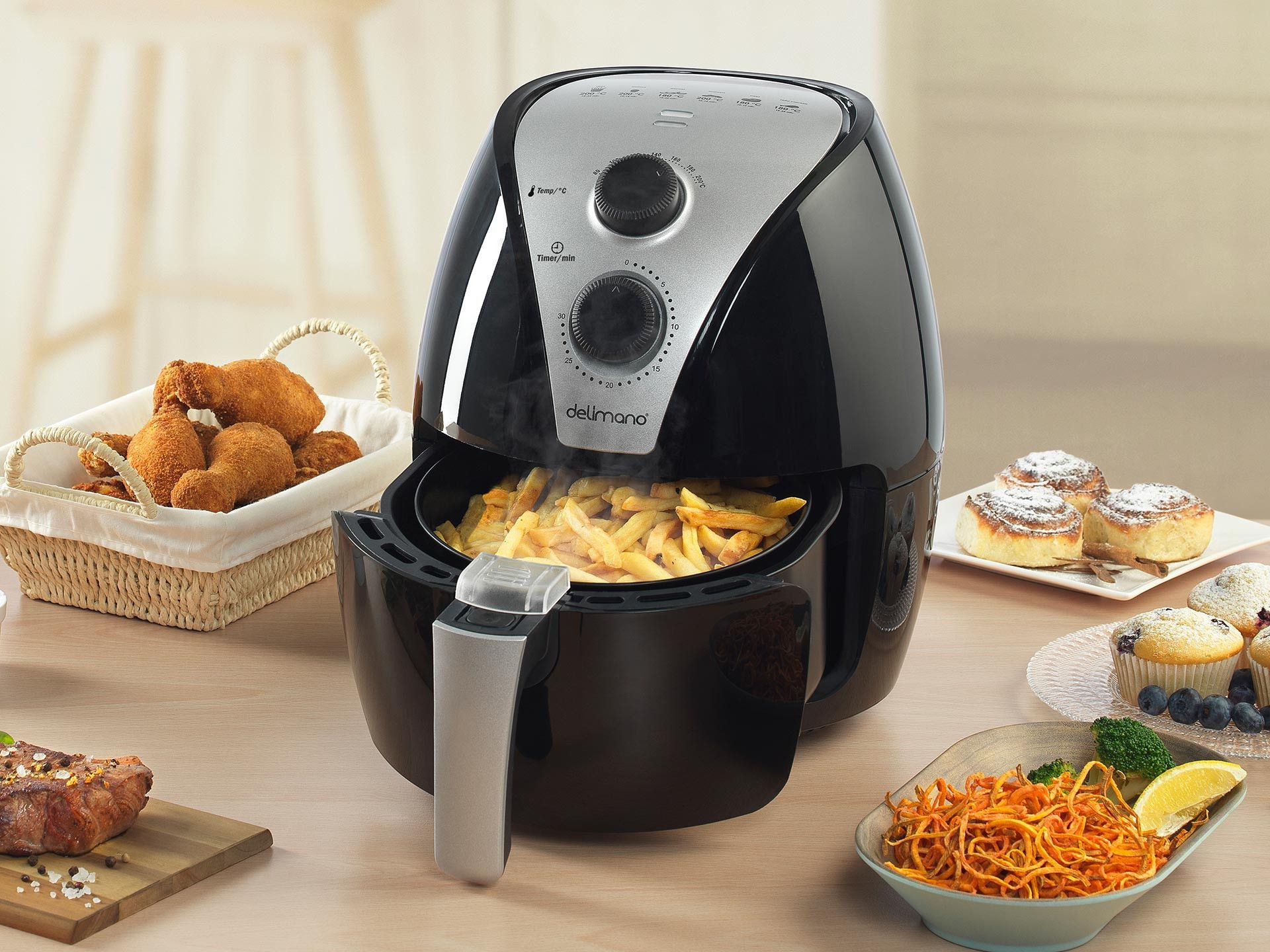 Lovely Cooking with Air Fryer in 2020 Air fryer, Cooking