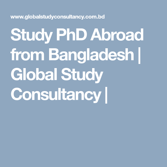 Journal globalization bangladesh phd thesis