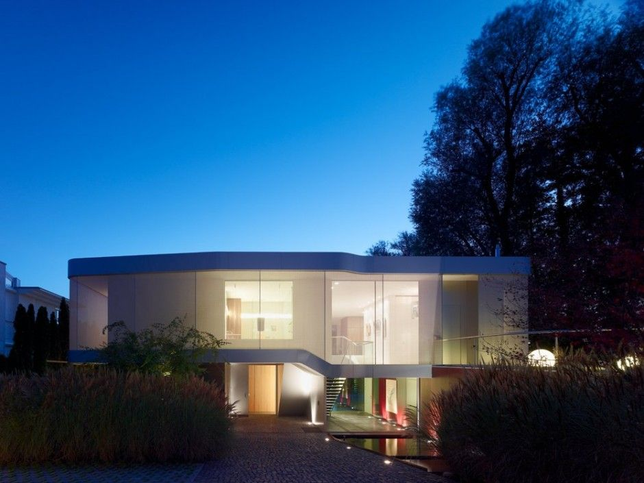 G12 House by Freie Architekten; Überlingen, Germany