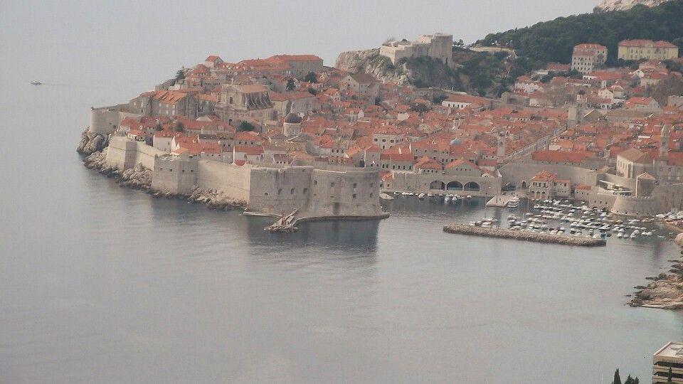 La perla del Adriatico. Croacia.
