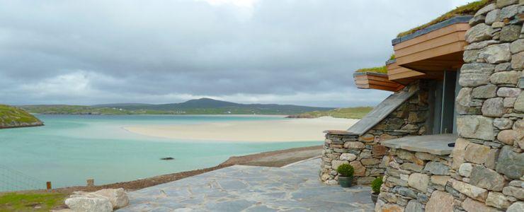 Astounding Beach Bay Luxury Self Catering Cottage Isle Of Lewis Interior Design Ideas Truasarkarijobsexamcom