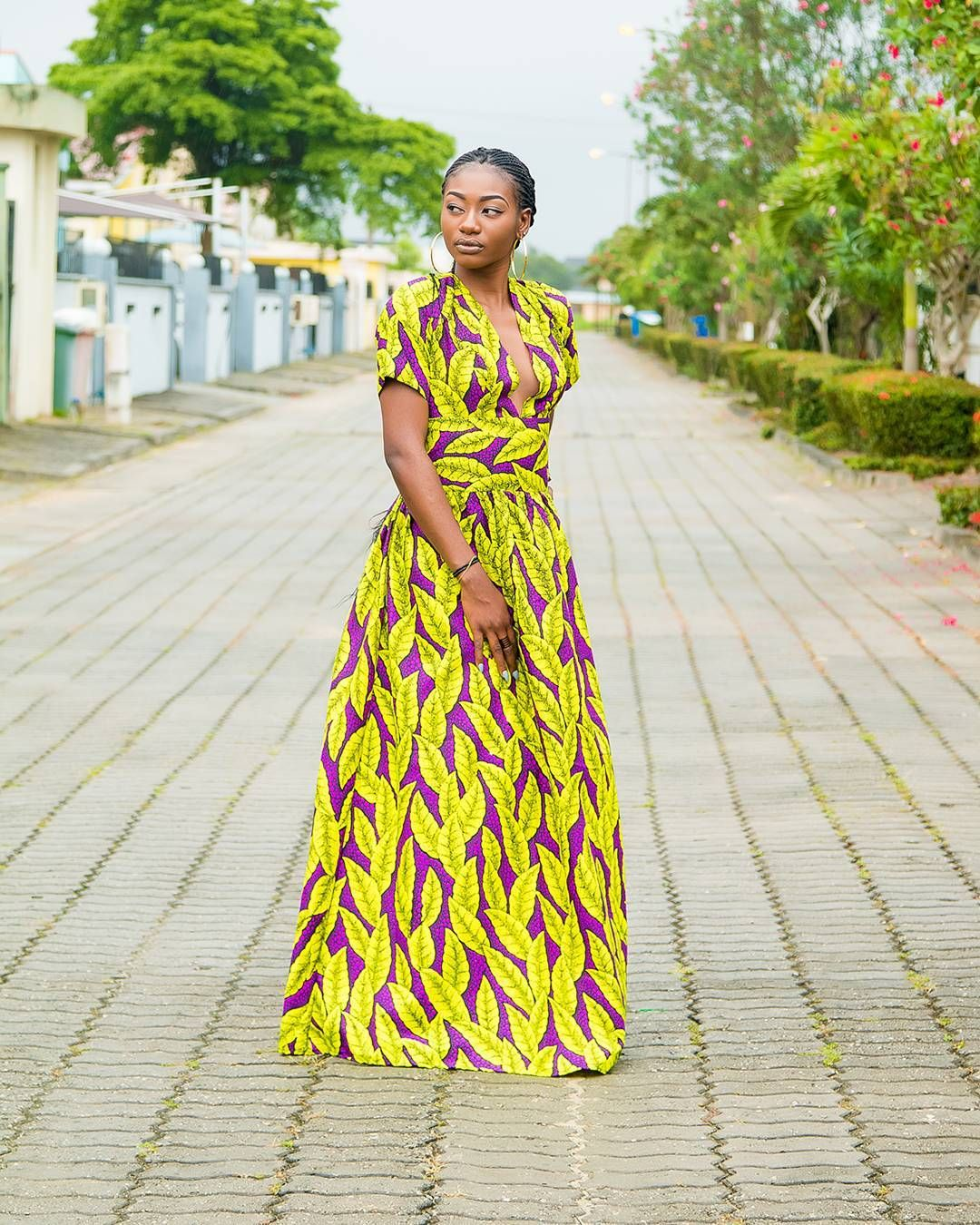These Ankara Maxi Dress Styles Are Trending And Has Become A Custom To Most Women Who