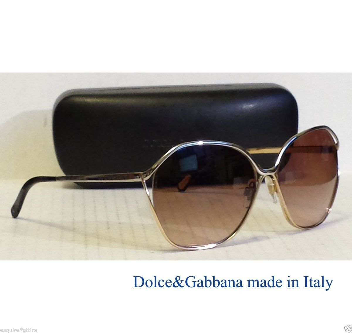 0141ca1881c Dolce Gabbana Women Sunglasses DG2091 034 13 59x16 135 2N made in ...